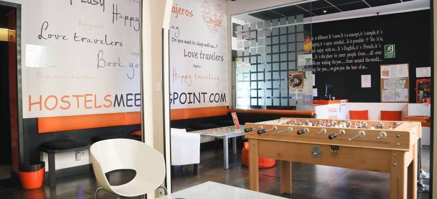 Hostels MeetingPoint, Madrid, Spain