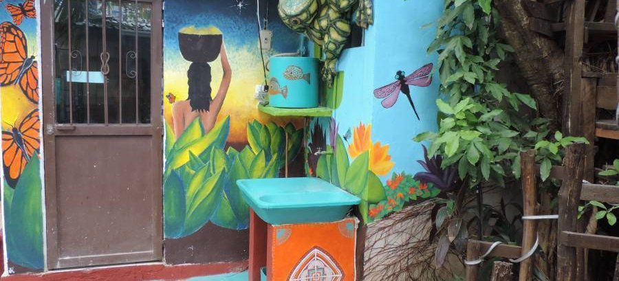 Hostel Wonderous World, Playa del Carmen, Mexico