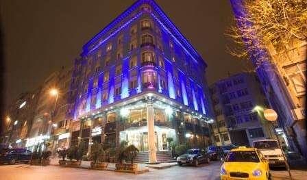 Hotels and motels in Istanbul