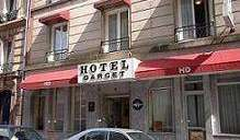 Hotels and motels in Paris