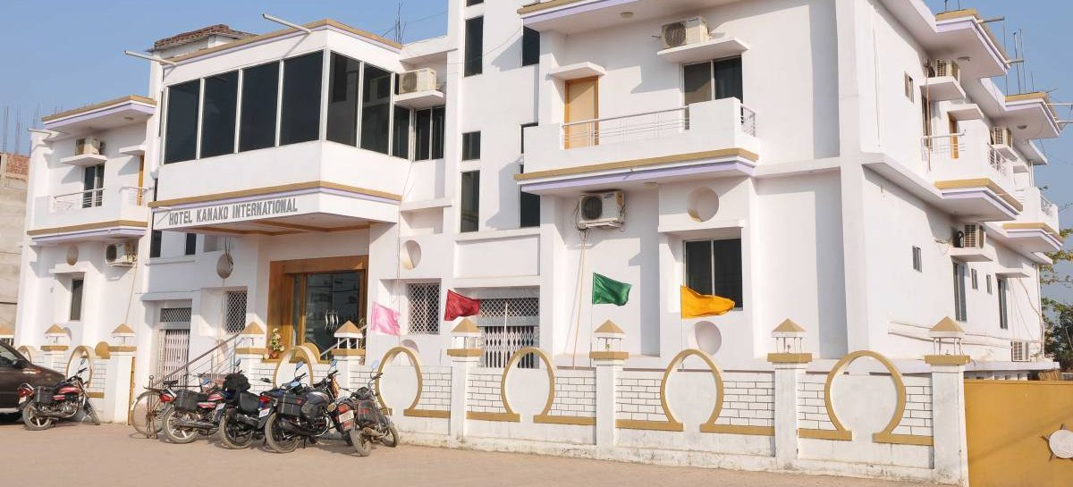 Hotel Kanako International Bodhgaya, Bodh Gaya, India