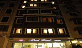 Book hotels and hostels now in Istanbul