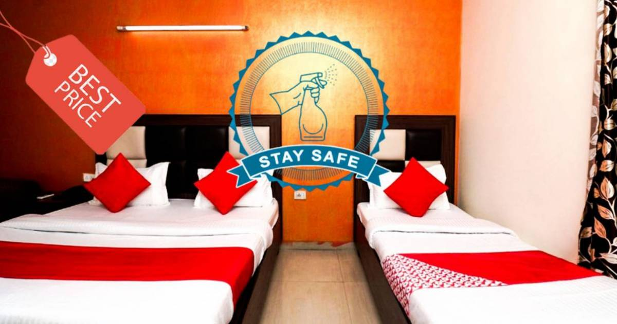 hotel bookings in New Delhi