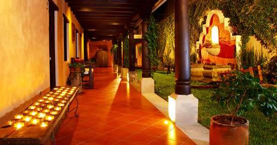 hotel reservations in Antigua Guatemala