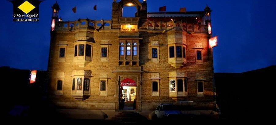 Hotel Moonlight, Jaisalmer, India