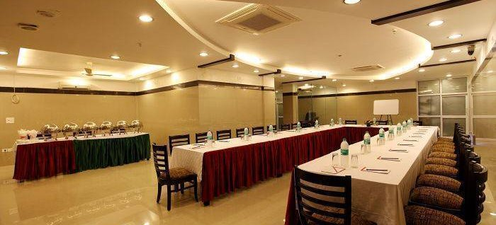 Hotel Taksh Inn, New Delhi, India