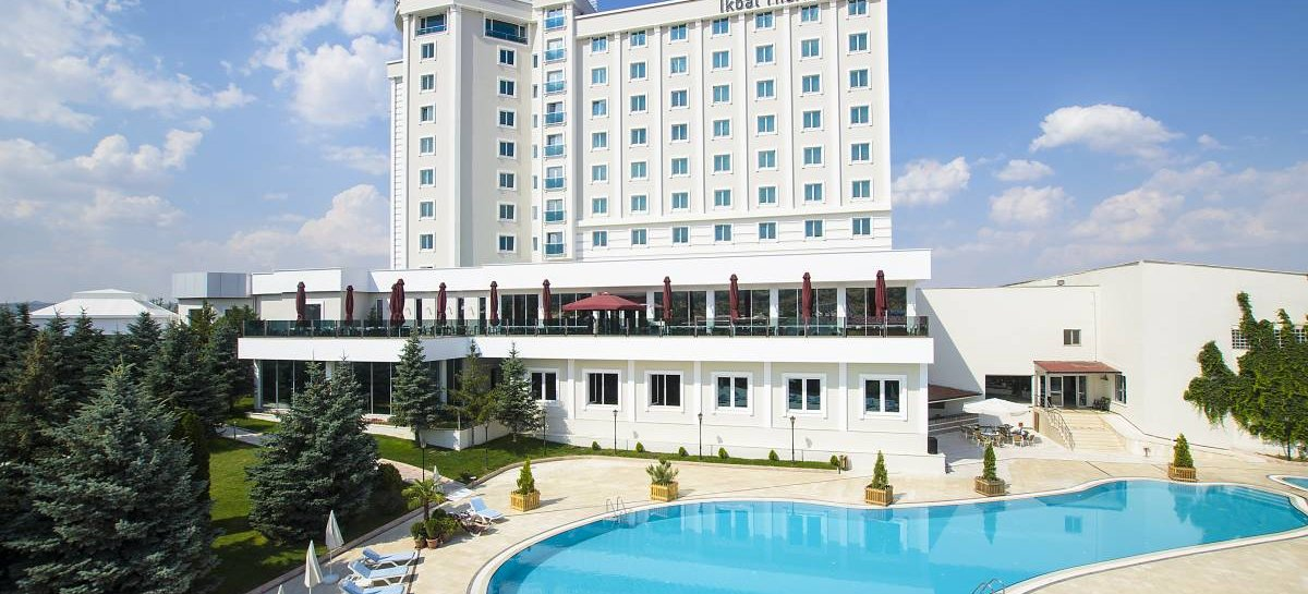 Ikbal Thermal Hotel and Spa, Afyonkarahisar, Turkey