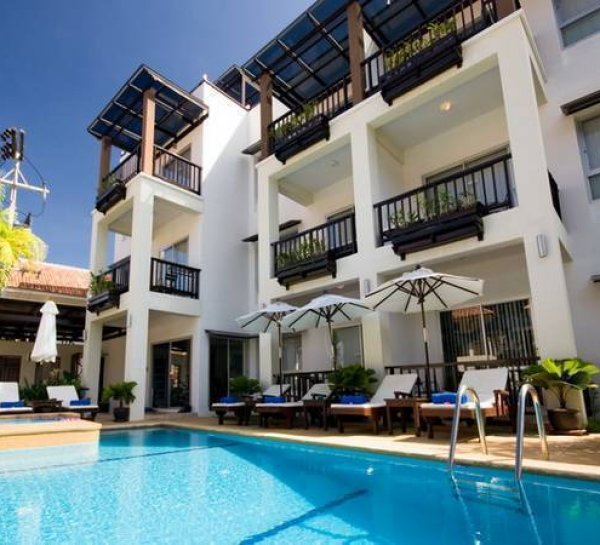 Krabi Apartment Hotel Hotel In Krabi Online Booking And