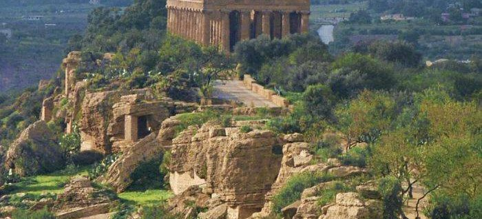 Le 4 Stagioni, Agrigento, Italy