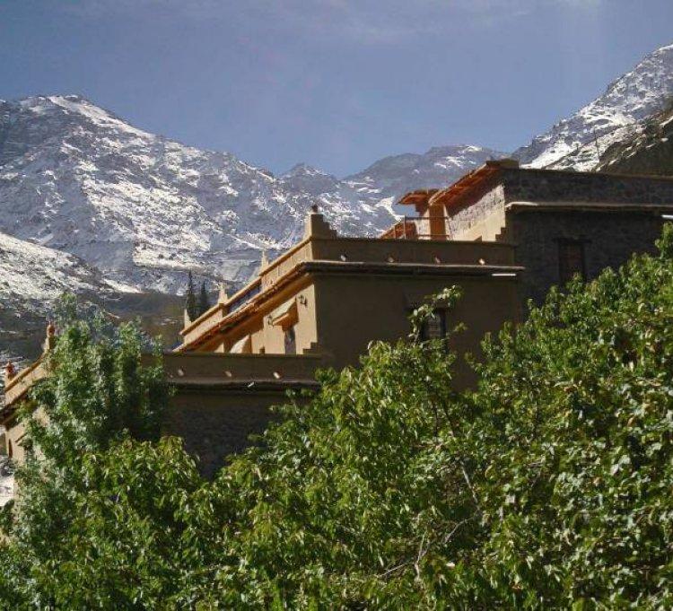 Les Terrasses De Toubkal Hotel Reservations Imlil