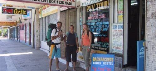 Nadi Downtown Backpackers Inn, Nadi, Fiji