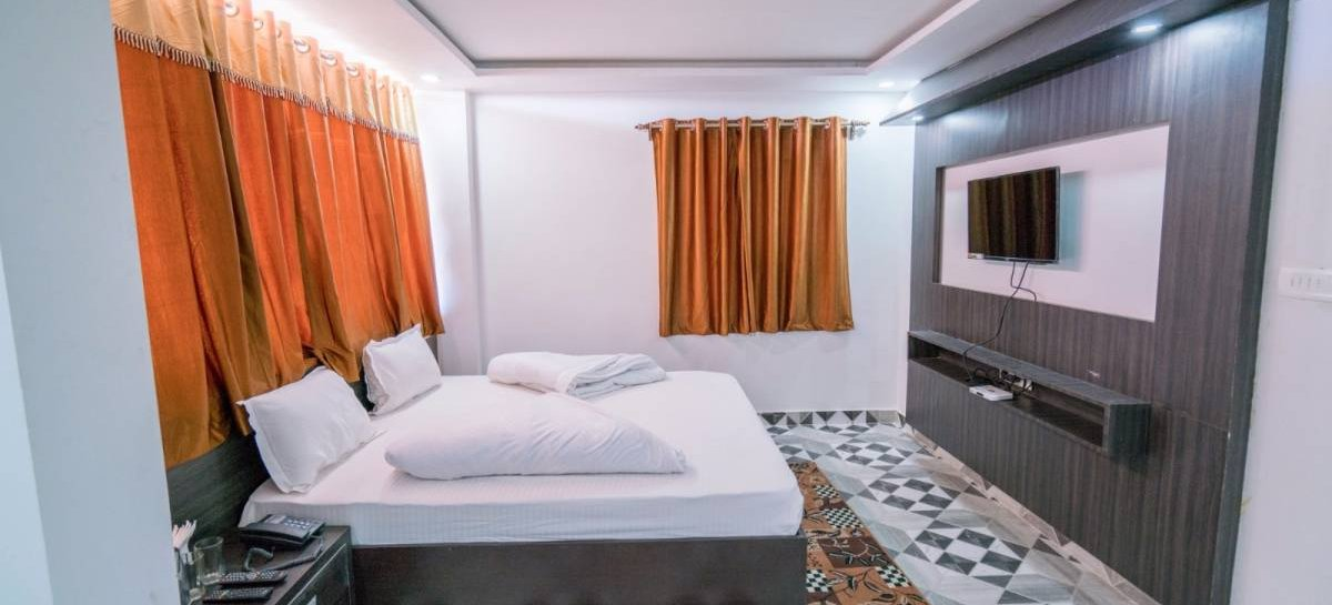 Hotel Nancy Residency, Bodh Gaya, India