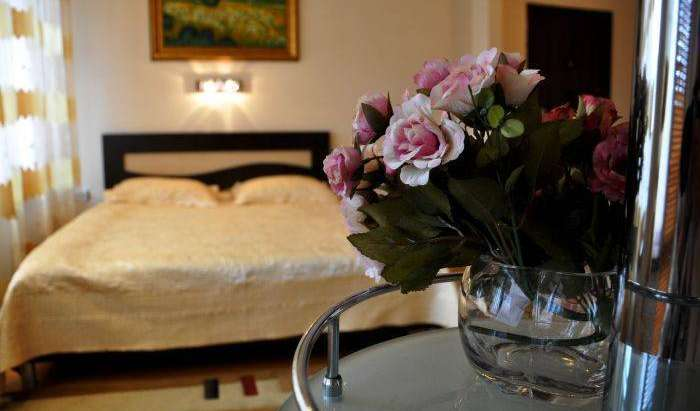 Hotels and motels in Odesa