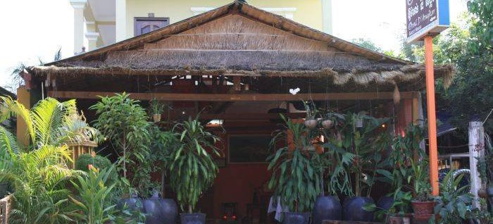 Oral D'angkor Guest House, Siem Reap, Cambodia