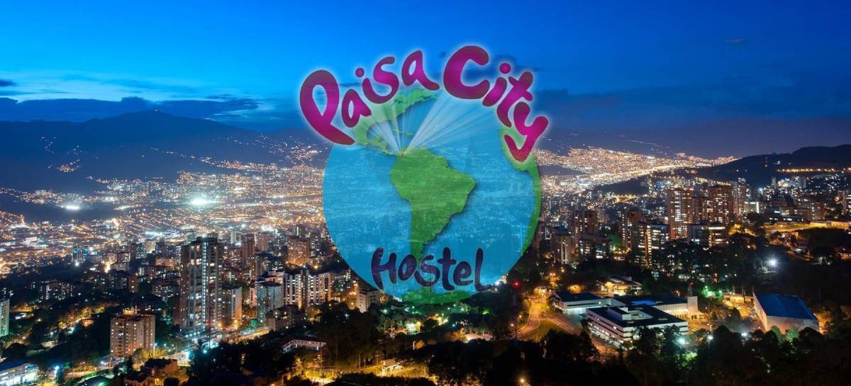 Paisa City Hostel, Medellin, Colombia