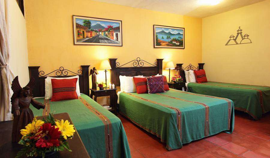 Find low rates and reserve hotels in Antigua Guatemala