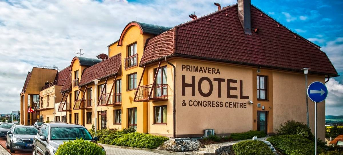 Primavera Hotel and Congress Centre, Plzen, Czech Republic
