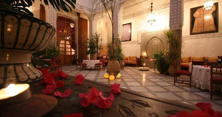 hotel bookings in Fes al Bali