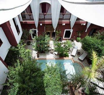 Riad Jardin Grenadine Reservierungen, Marrakech ...