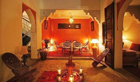 hotels near historic landmarks and monuments in Marrakech, Morocco