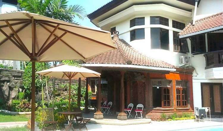 top 5 hotels and hostels in Sanur, Indonesia