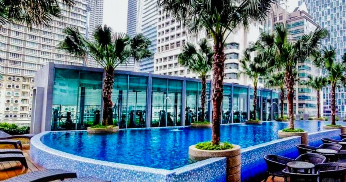Make cheap reservations at a hotel like Saba Suites at Vortex KLCC Bukit Bintang