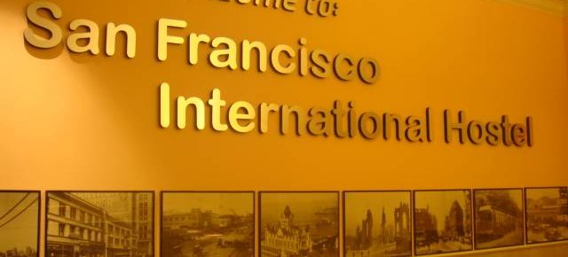 San Francisco International Hostel, San Francisco, California