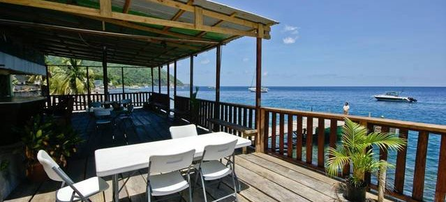 Sea World Guest House, Roseau, Dominica