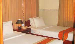 Hotels and hostels in Siem Reap