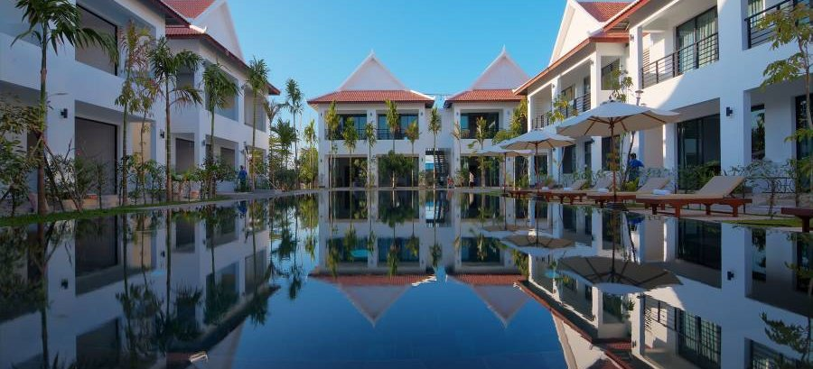 Tanei Resort and Spa, Siem Reap, Cambodia