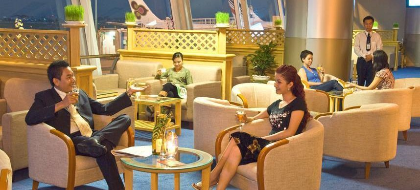 Tan Son Nhat Airport Apricot Lounge, Thanh pho Ho Chi Minh, Viet Nam