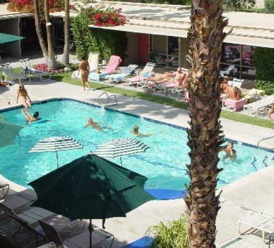 Terra Cotta Inn Clothing Optional Resort Resort In Palm