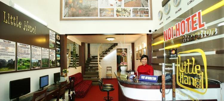 The Little Hanoi Hotel, Ha Noi, Viet Nam