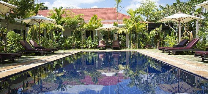 The Moon Boutique Hotel, Siem Reap, Cambodia