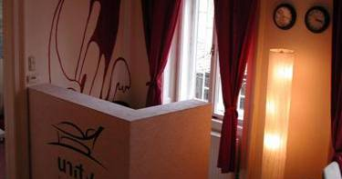 Make cheap reservations at a hotel like Unity Hostel Budapest