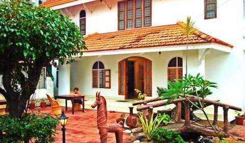 Hotels and motels in Cochin
