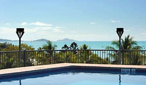 alternativne hoteli, hostli in B & Bs v Airlie Beach, Australia