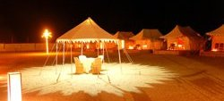Wild Desert Resort, a unit of Rao Bikaji, Jaisalmer, India