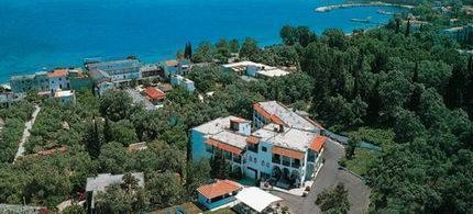 Yannis Hotel, Corfu, Greece